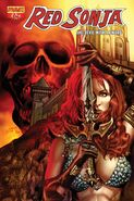 Red Sonja 62 Cover B