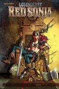 Legenderry Red Sonja 05 Cover A