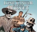 The Lone Ranger/Green Hornet Vol 1 4