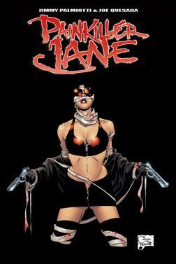 Painkiller Jane (TPB) Vol 1 1