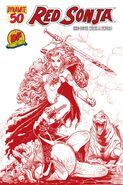Red Sonja 50 Cover G