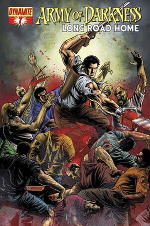 Army of Darkness Vol 2 7 Cover A