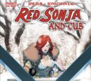 Red Sonja and Cub Vol 1 1