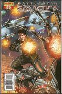 Battlestar Galactica Zarek Vol 1 4