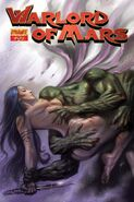 Warlord of Mars 20 Cover B