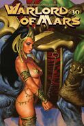 Warlord of Mars 30 Cover A