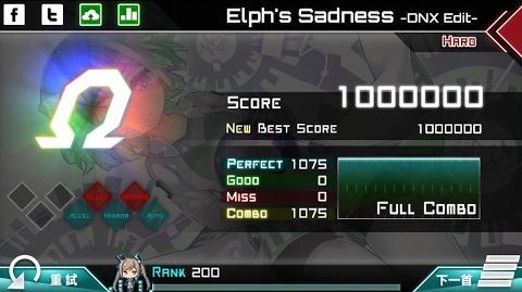 Elph's Sadness -Dynamix Edition-