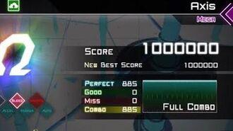 【Dynamix】Axis MEGA 1000000pts OMEGA