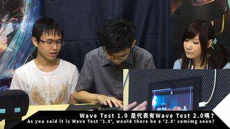 Wave Test Step 24