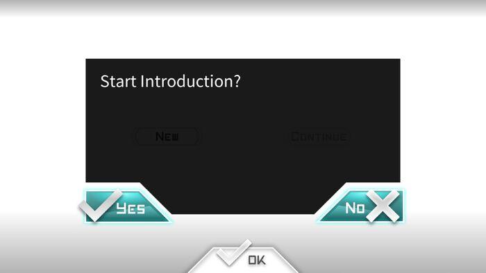 Start Introduction