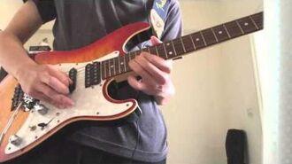 Perpetual guitar cover