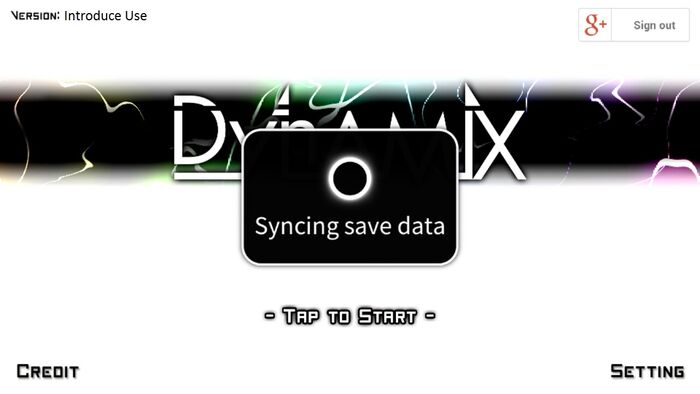 Syncing save data