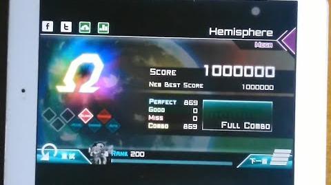 Dynamix Hemisphere Mega OMEGA - 1000000! World 1st kill by MsD维尼
