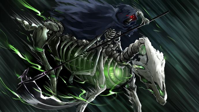 Grey Horse Underworld - Cover Art