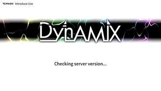 Checking server version...