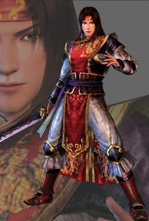 Zhou Yu DW5