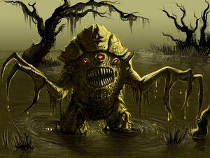Swamp mutant