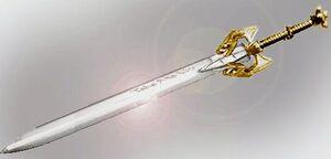 Storm sword