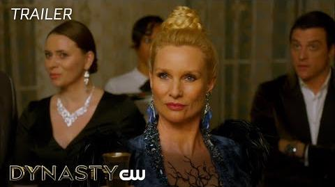 Dynasty Don't Con A Con Artist Trailer The CW
