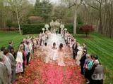 Blake and Cristal's wedding