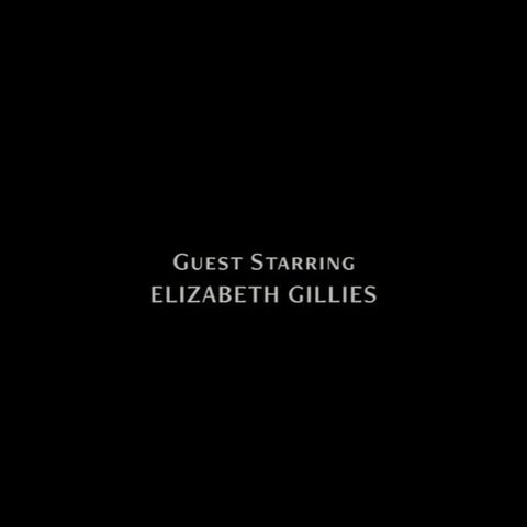 Guest Starring Credit for Liz as Alexis