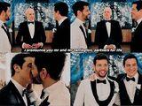 Steven and Sam's wedding
