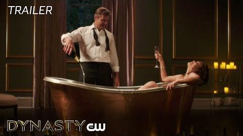 Dynasty Bathtub The CW
