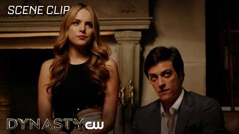 Dynasty Spit It Out Scene The CW