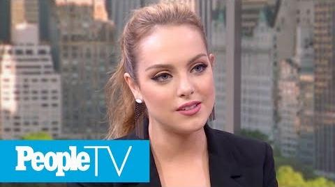 'Dynasty' Star Liz Gillies On The CW Reboot, How The Show Is Different From The Original PeopleTV