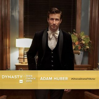 Adam Huber for Choice Drama TV Actor TCA 2019