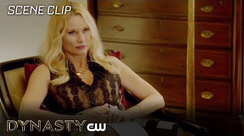 Dynasty Enter Alexis Scene The CW