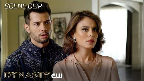 Dynasty I Answer To No Man Scene The CW