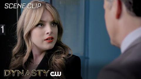 Dynasty Promises You Can't Keep Scene The CW
