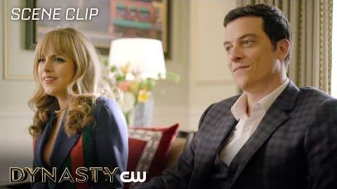 Dynasty Nothing But Trouble Scene The CW