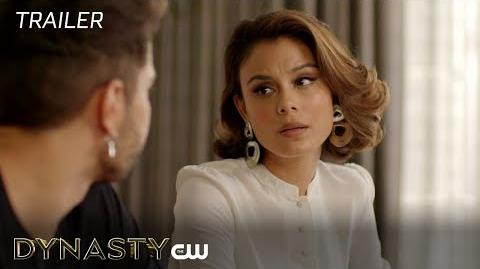 Dynasty A Well-Dressed Tarantula Trailer The CW