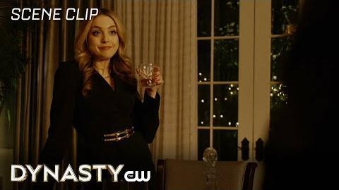Dynasty Dead Scratch Scene The CW
