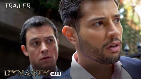 Dynasty The Gospel According to Blake Carrington Trailer The CW