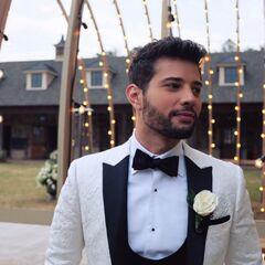 Rafael's Wedding Tux