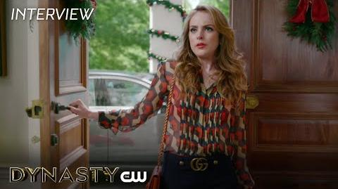 Dynasty Meredith Markworth-Pollack Interview The CW