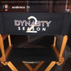 Ana-Brenda's chair