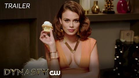 Dynasty Cupcake The CW-0