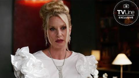 Dynasty 2x01 — The 'Real' Cristal Arrives