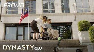 Dynasty Season 3 Episode 2 Caution Never Won A War Promo The CW