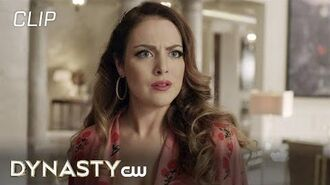 Dynasty Season 3 Episode 4 Something Desperate Scene The CW