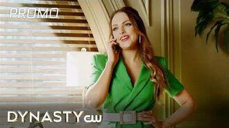 Dynasty Season 3 Episode 5 First 5 Promo The CW