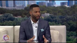 """Sister Circle Actor Rob Riley Talks CW's """"Dynasty"""" & More TVONE"""