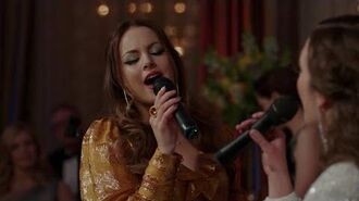 Leather and Lace - Fallon and Donna Sing