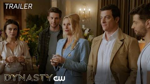 Dynasty Trashy Little Tramp Trailer The CW