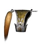 Male Head 30D (DWO)