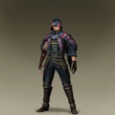 Male Soul Sacrifice Gear (TKD DLC)